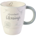 Precious Moments 192415 Abundant Blessings Mug