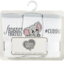 Precious Moments 199810 3 Pack Elephant Washcloths