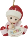Precious Moments 201005 Dated 2020 Baby Girl Ornament