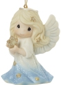 Precious Moments 201020 Annual Angel Scattering Stars Ornament
