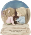 Precious Moments 201033 Couple Watching The Sunset Together Figurine