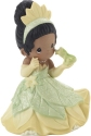 Precious Moments 201063 Disney Tiana With Frog Figurine