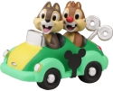 Precious Moments 201705 Disney Collectible Parade Chip And Dale Figurine