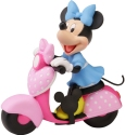 Precious Moments 201708 Disney Collectible Parade Minnie Mouse Figurine