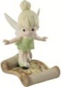 Precious Moments 202035 Disney Tinkerbell On Map Of Neverland Figurine