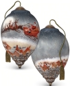 Precious Moments 7191106 Up Up And Away Ornament