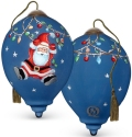 Precious Moments 7191109 Hanging Around At Christmas Ornament