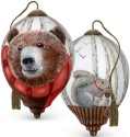 Precious Moments 7191146 Forest Friends Ornament