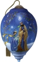 Precious Moments 7201134D Holy Family Under The Stars Ornament
