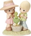 Precious Moments CC179003 2017 Collector's Club MOF Couple with Bird Figurine