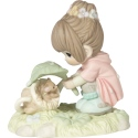 Precious Moments CC209002 2020 Collector's Club MOF Girl Mouse In Teapot Figurine