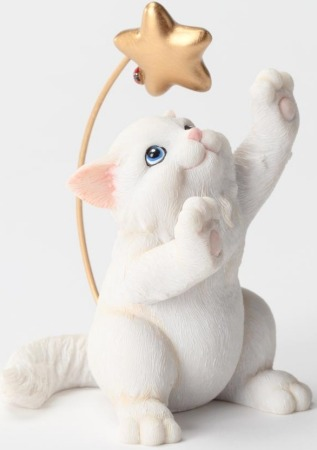Charming Purrsonalities 4022698 Stars are Within Your Reach Figurine