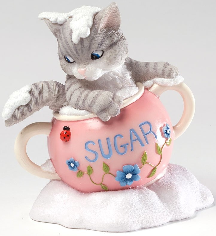 Charming Purrsonalities 4027980 You Couldn't be Sweeter Figurine