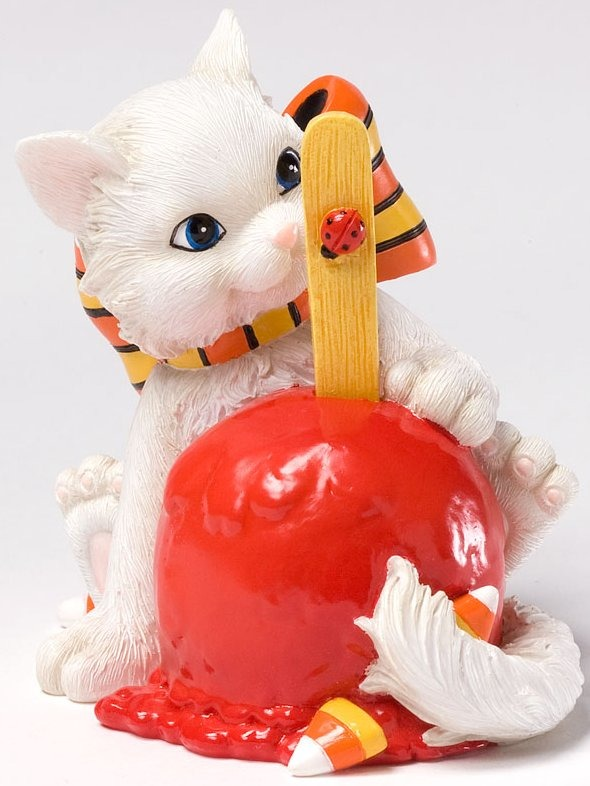 Charming Purrsonalities 4027982 You're the Sweetest Thing I've Ever Seen Figurine