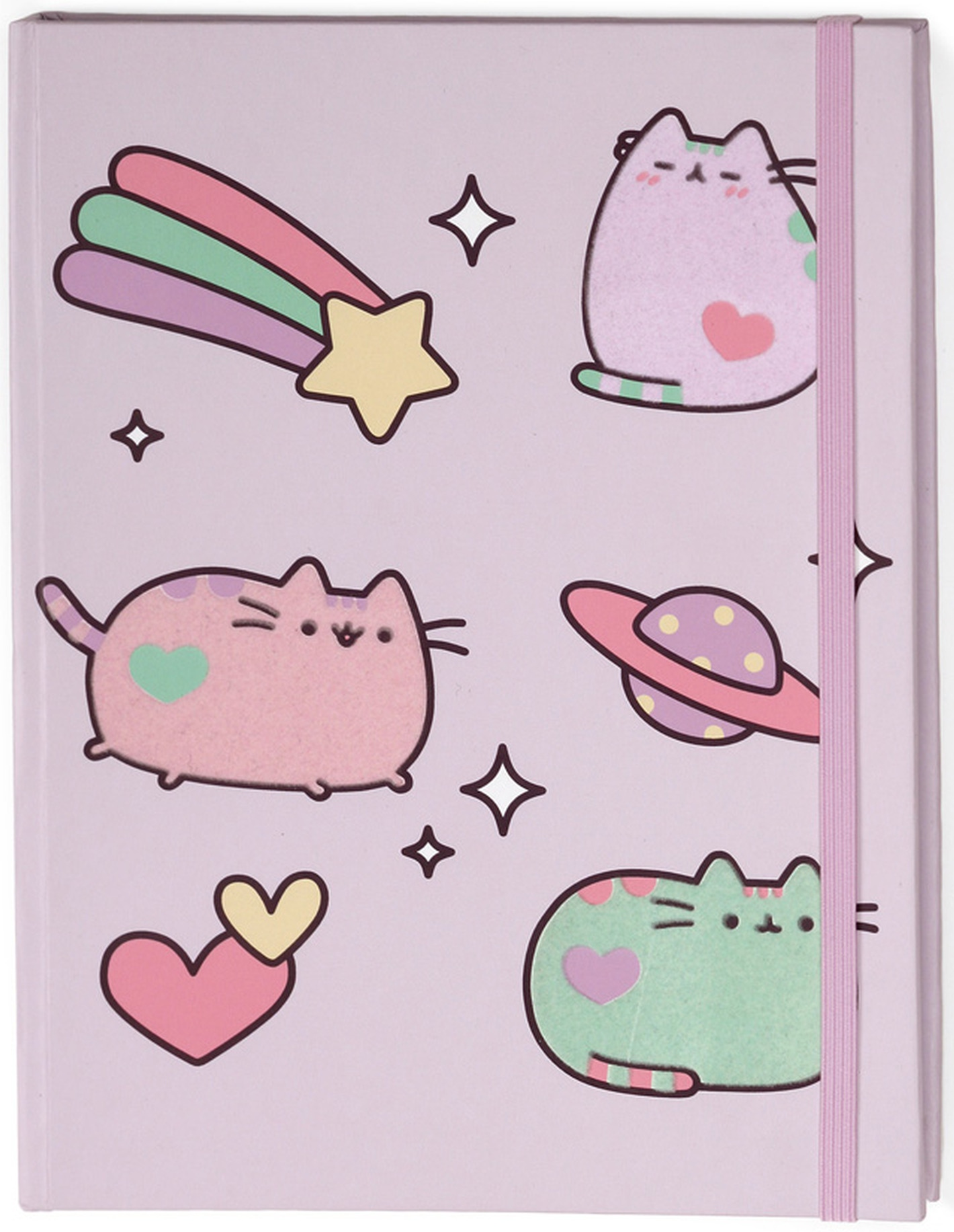 Pusheen by Our Name Is Mud 4060155 Pusheen Journal Pastel