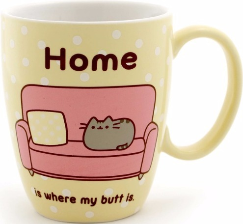 Pusheen by Our Name Is Mud 6000279 Mug Home