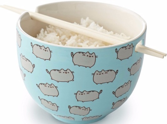 Pusheen by Our Name Is Mud 6000288 Bowl Rice