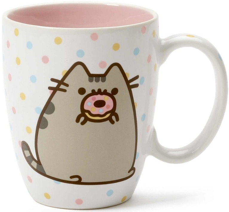 Pusheen by Our Name Is Mud 6001894 Mug Pusheen With Donut