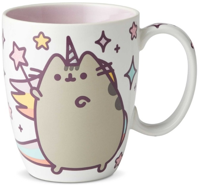 Pusheen by Our Name Is Mud 6001896 Mug Meowgical Pusheenico
