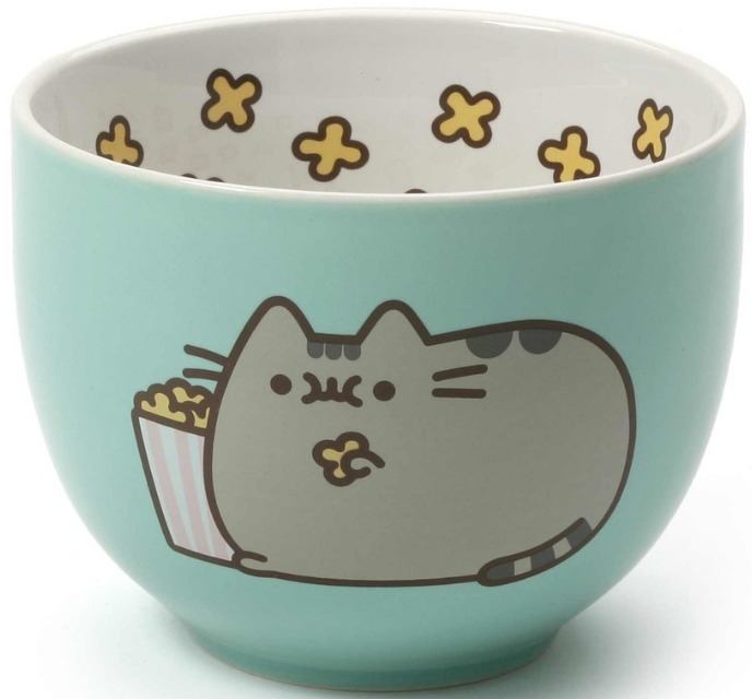 Pusheen by Our Name Is Mud 6001938 Bowl Popcorn
