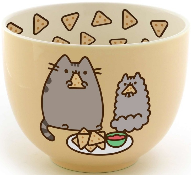Pusheen by Our Name Is Mud 6001939 Bowl Chips