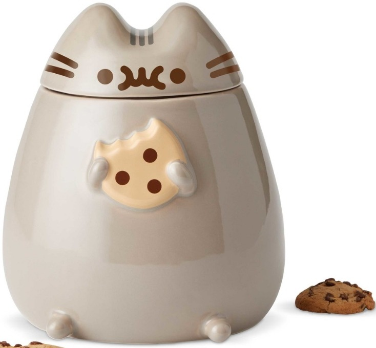 Pusheen by Our Name Is Mud 6002674 Cookie Jar Pusheen