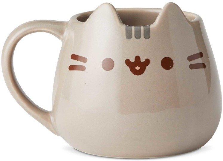 Pusheen by Our Name Is Mud 6002676 Mug Sculpted