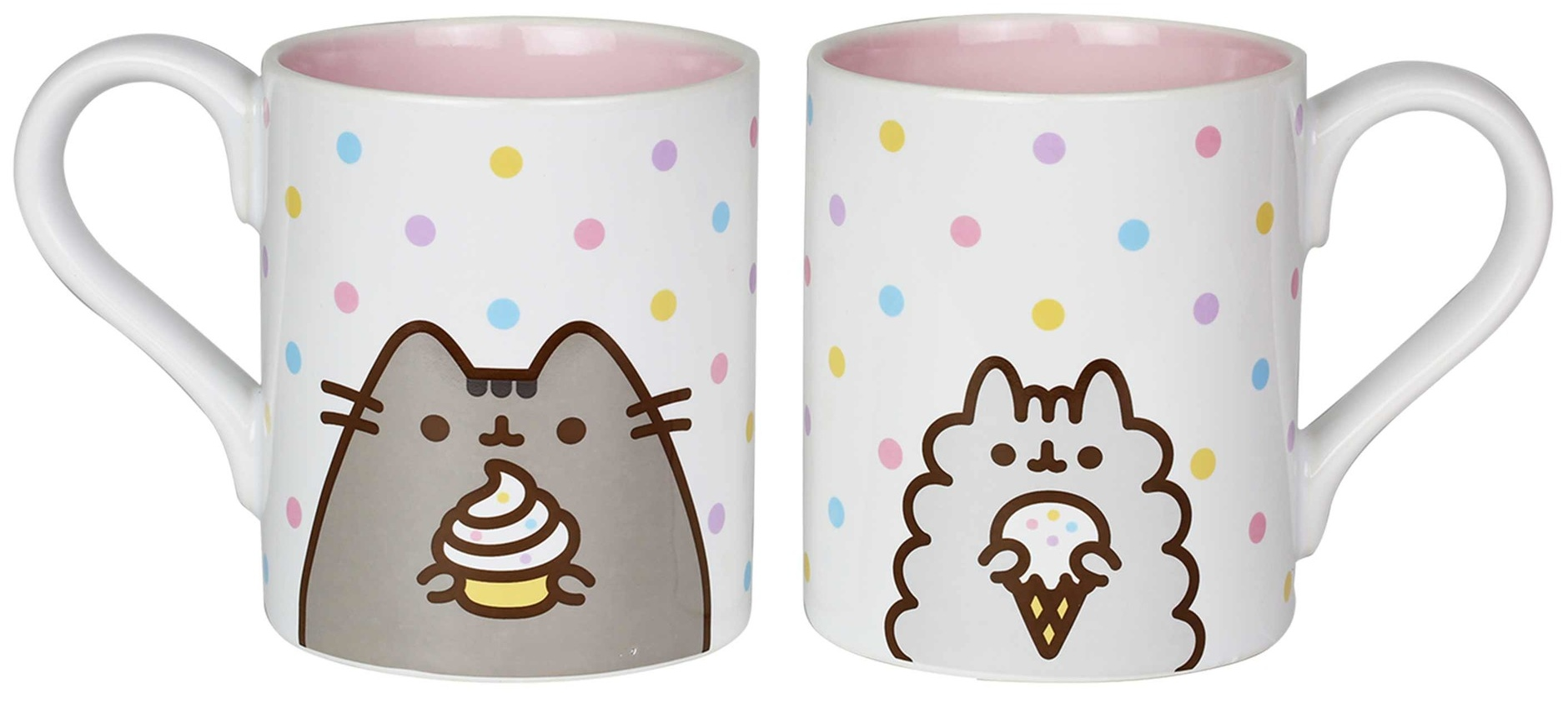 Pusheen by Our Name Is Mud 6004626 Stormy Mug Set