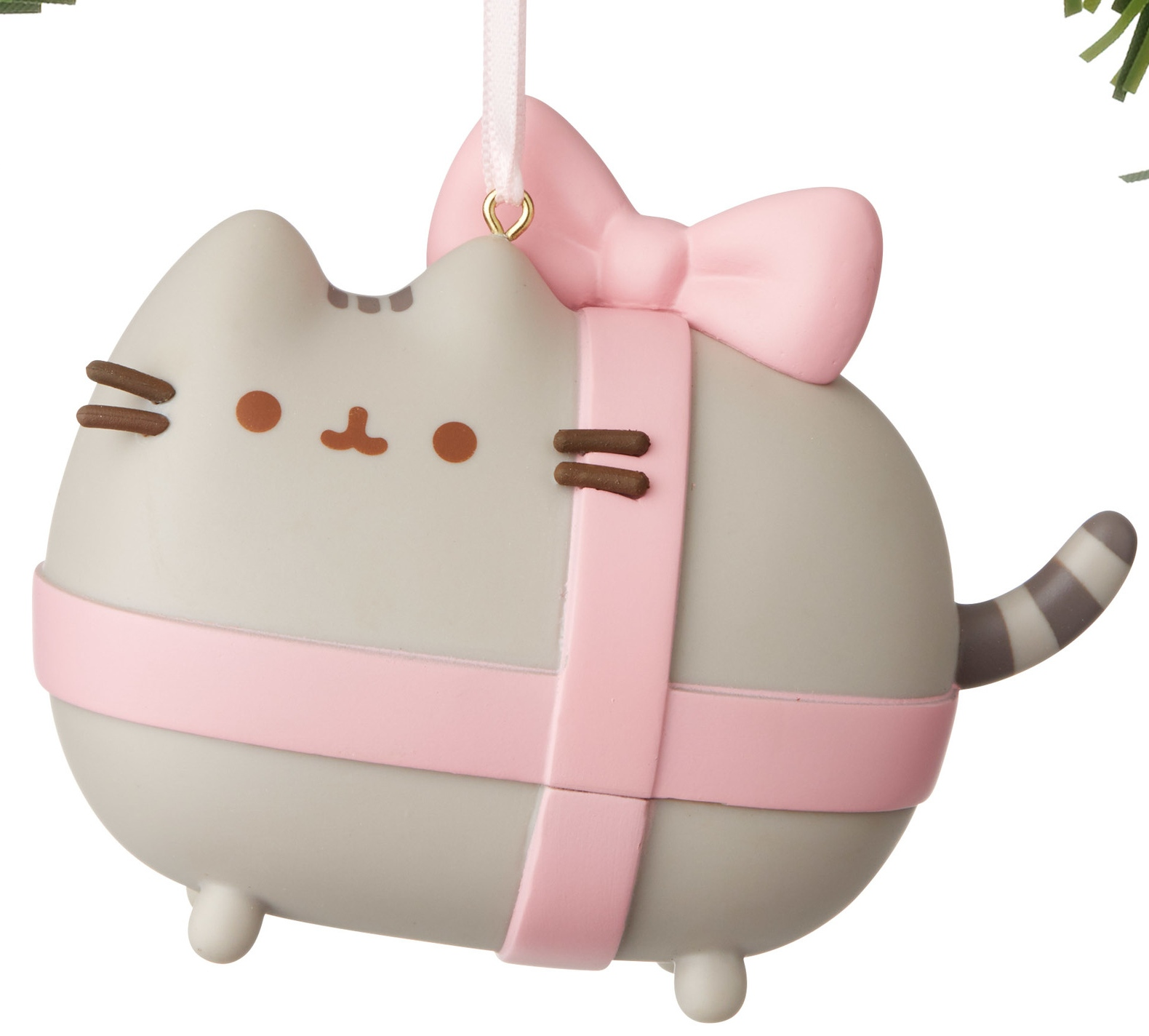 Special Sale 6011141 Pusheen by Dept 56 6011141 Gift Wrapped Cat Ornament