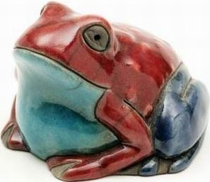 Raku South Africa M87 Frog Mini Colours