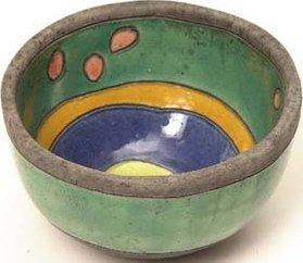 Raku South Africa P5 Pinch Bowl Medium