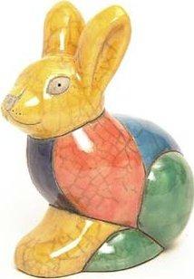 Raku South Africa R13 Rabbit Large