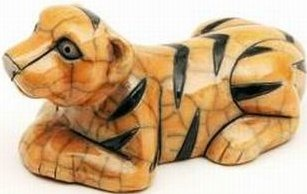 Raku South Africa T13 Tiger Cub Yellow & Black