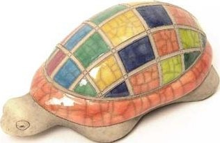 Raku South Africa T2 Tortoise Large