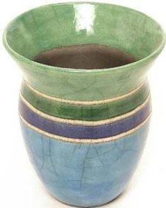 Raku South Africa V13 Open Vase Waterproof