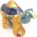 Raku South Africa C12 Camel Small