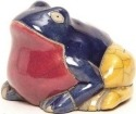 Raku South Africa F34 Frog Small Colours