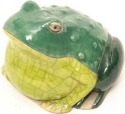 Raku South Africa F45 Frog Giant Green