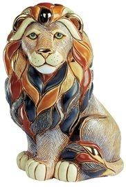Artesania Rinconada 1008 Lion Sitting