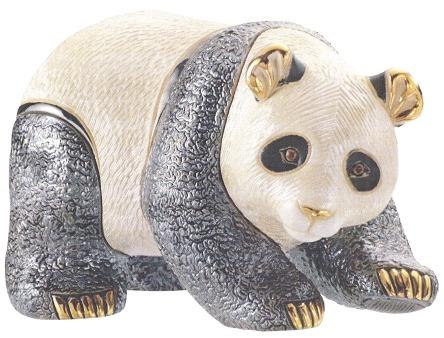 Artesania Rinconada 1011 Panda Bear