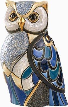 Artesania Rinconada 1018 Blue Owl