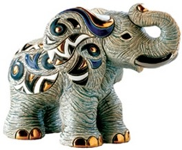 De Rosa Collections 1022 African Elephant