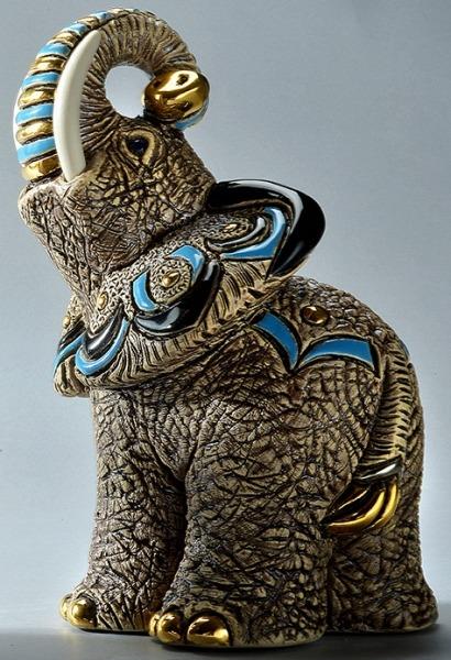 De Rosa Collections 1033 Elephant Samburu