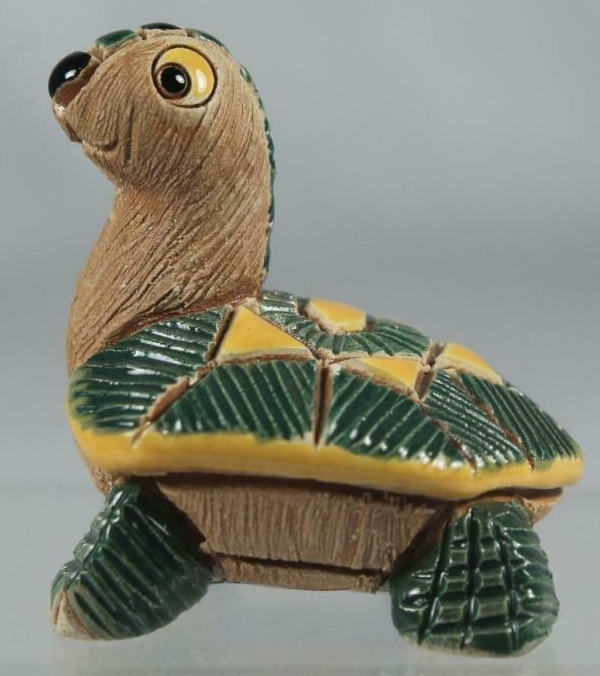 De Rosa Collections 127 Box Turtle Green