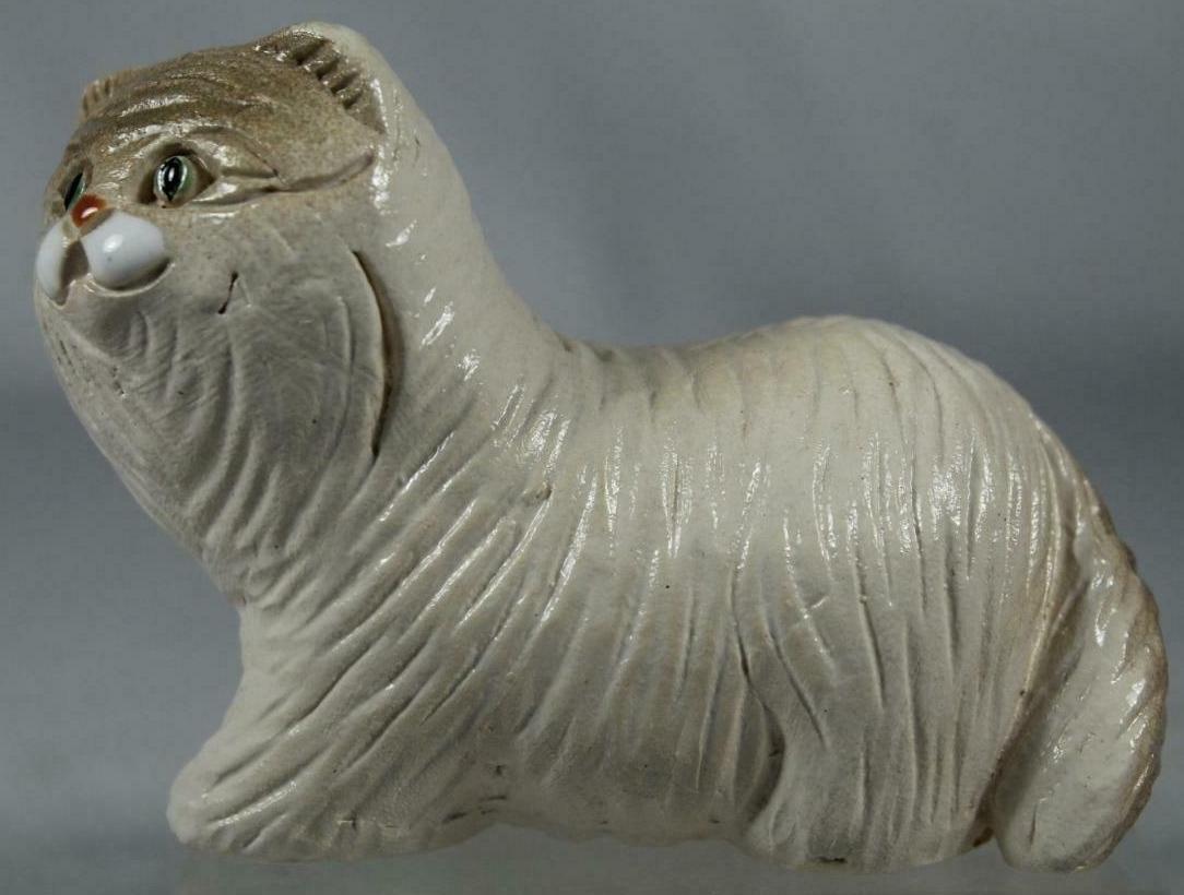 De Rosa Collections 135 Persian Cat Adult Cameo