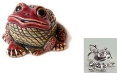 De Rosa Collections 1609 Frog Baby DeRosa Box