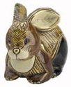De Rosa Collections 1700 Bunny Rabbit Baby