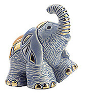 De Rosa Collections 1704 Elephant Baby