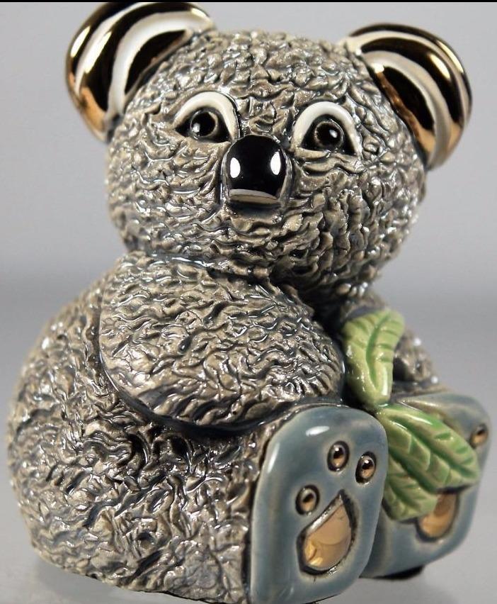 De Rosa Collections 1705A Koala Grey Baby A