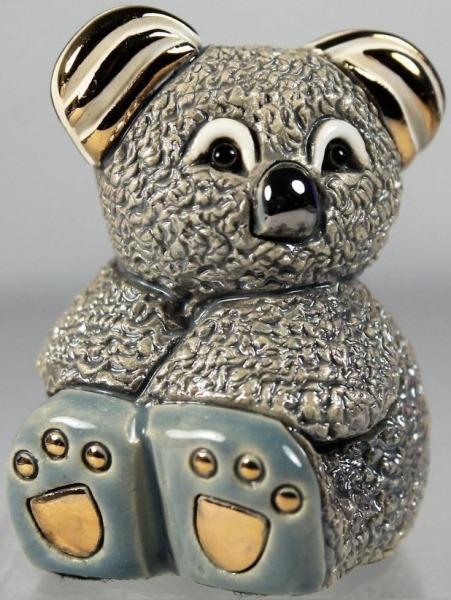 De Rosa Collections 1705B Koala Grey Baby B